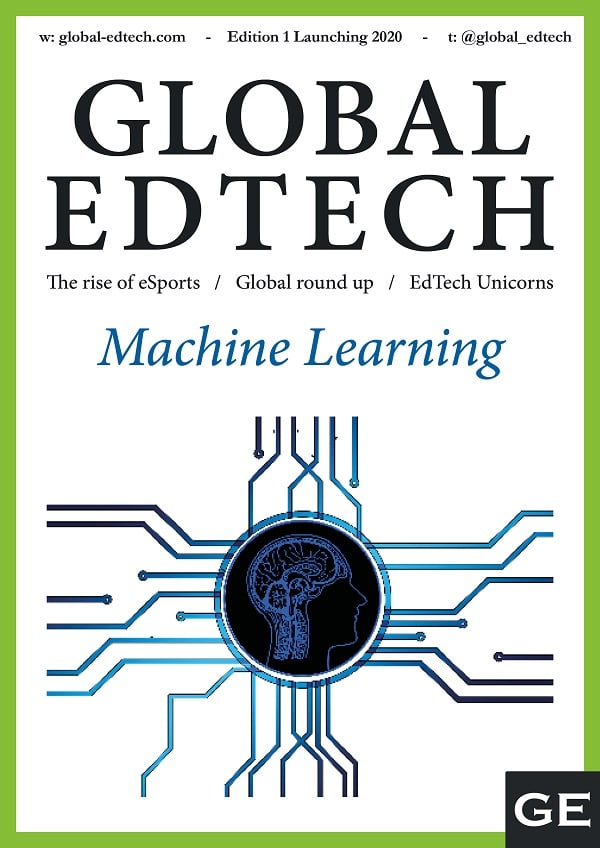 Global EdTech Magazine Edition 1 Cover