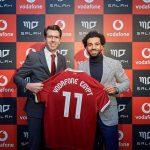 Instant Network Schools: Mohamed Salah becomes Ambassador
