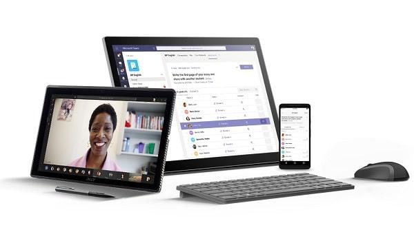 Microsoft Teams: Raise hands feature
