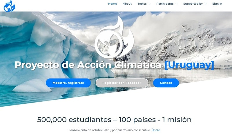 Climate Action Research Project Uruguay