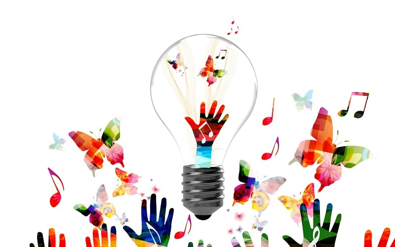 Creativity - an activity or a mindset?