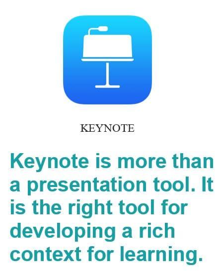 Importance of Keynote