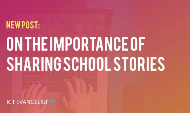 The Importance Of Sharing School Stories