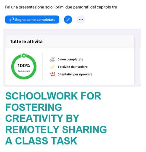 The case for Schoolwork