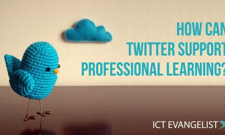 Continuous Professional Development using Twitter