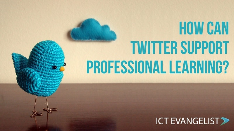 How Can Twitter Support Professional Learning?