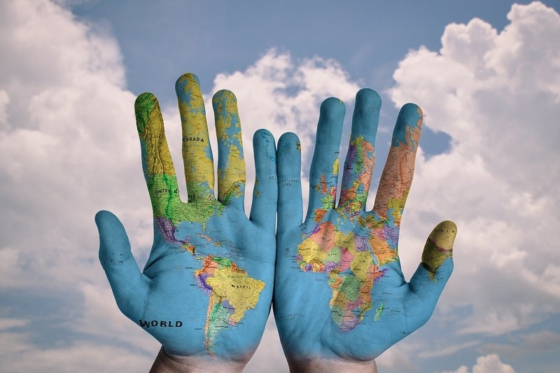 Empowering students to collaborate on a global level