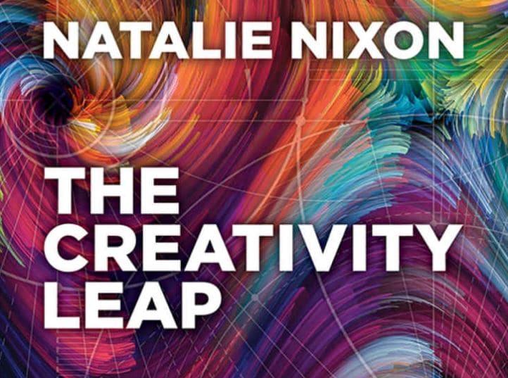 The Creativity Leap by Natalie Nixon
