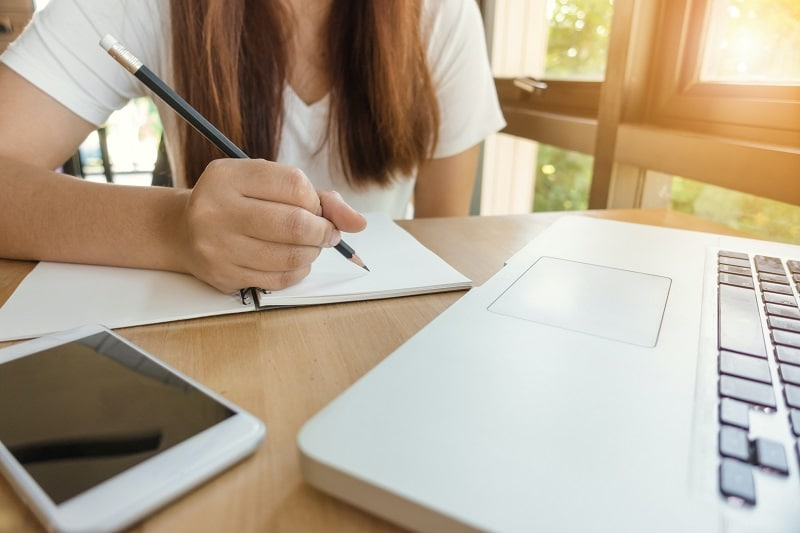 Online Learning to Blended Learning