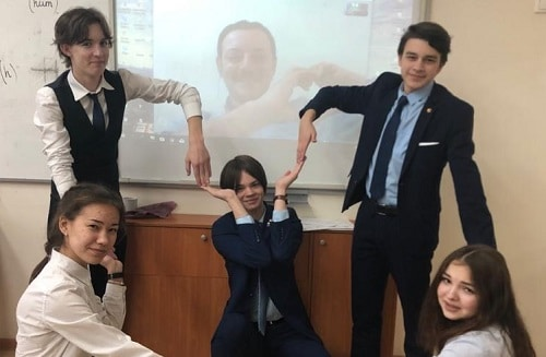 Using EdTech tool Skype to make global connections with Russia