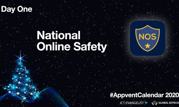 Welcome To The 2020 #AppVentCalendar – Day One – National Online Safety App