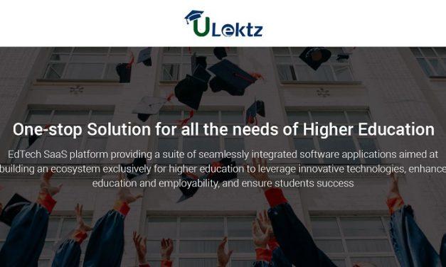 uLektz Develops Video Solution for Live Online Classes
