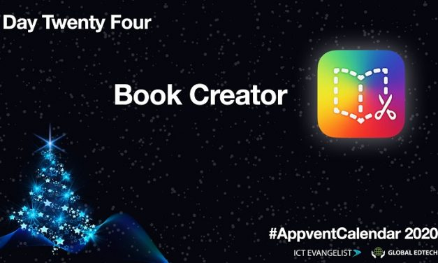 Book Creator – The Final Day #AppventCalendar