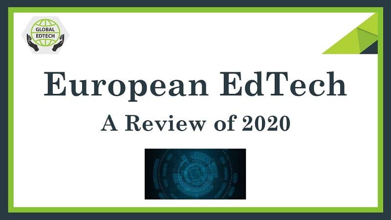 European EdTech 2020