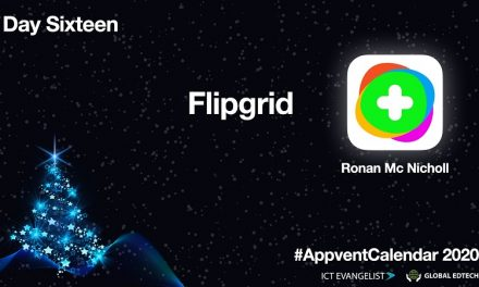 Social Learning with Flipgrid – Day 16