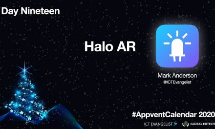 Halo AR – Day 19