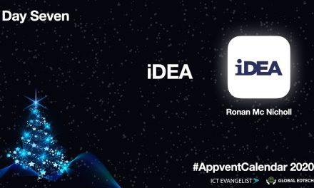 Day Seven – The Inspiring Digital Enterprise Award