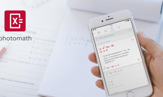 Maths app Photomath Secures $23 Million in Series B Funding