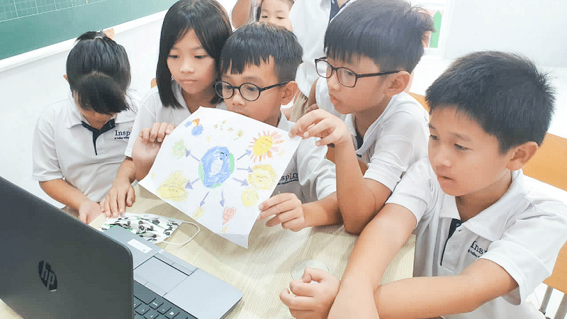 Teaching Sustainable Development Goals Using Technology - in action
