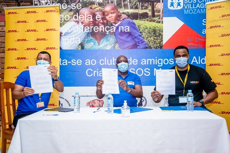 African EdTech: DHL and SOS Children's Villages Mozambique renew GoTeach partnership agreement