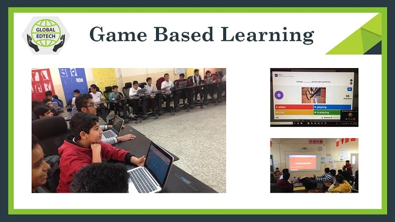 Game Based Learning - Let's make learning awesome!