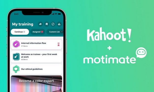 Norwegian EdTech platform Kahoot! acquires Motimate