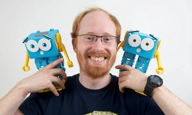 STEM and Robotics: A Q&A with Dr Sandy Enoch
