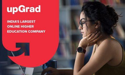 South Asian EdTech company upGrad raises USD 120 million