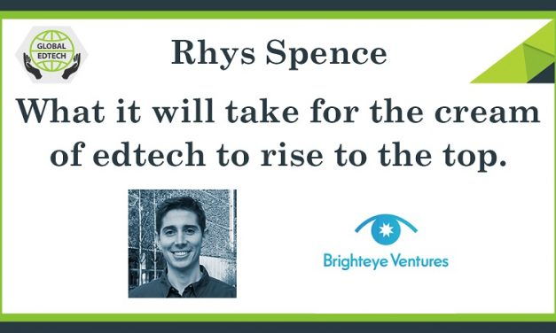 What it will take for the cream of edtech to rise to the top.