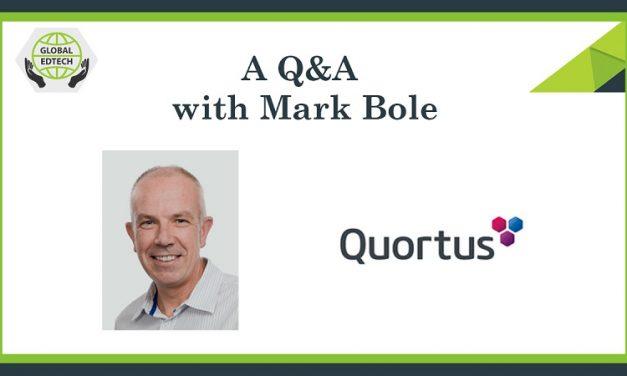 Addressing the digital divide: A Q&A with Mark Bole