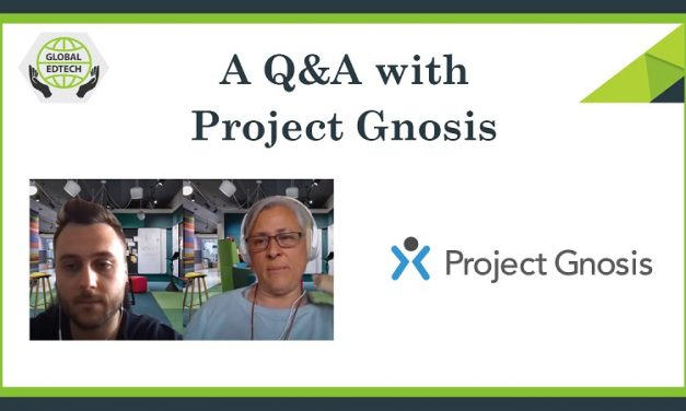 EdTech Learning: An interview with the founders of Project Gnosis