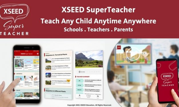 Singaporean EdTech company XSEED Education releases SuperTeacher app