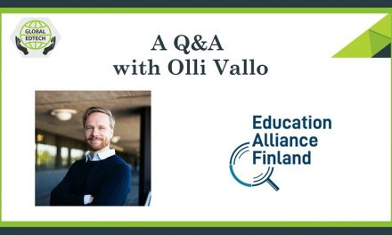 Evaluating EdTech:  A Q&A with Olli Vallo