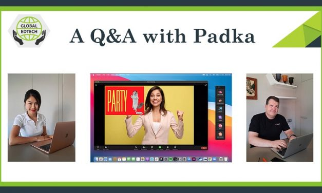 Creating engaging online lessons: A Q&A with the founders of Padka