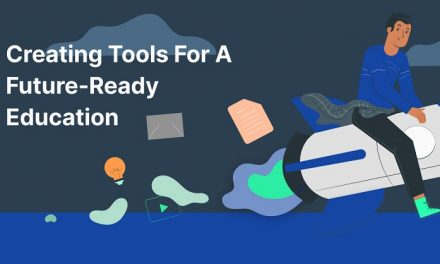 Creating tools for a Future-Ready Education