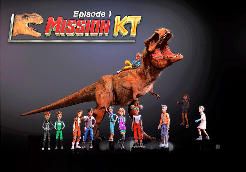 Transmedia storytelling Episode 1 Mission KT